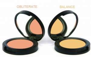 pure cover Natural, Mineral Enhanced concealers